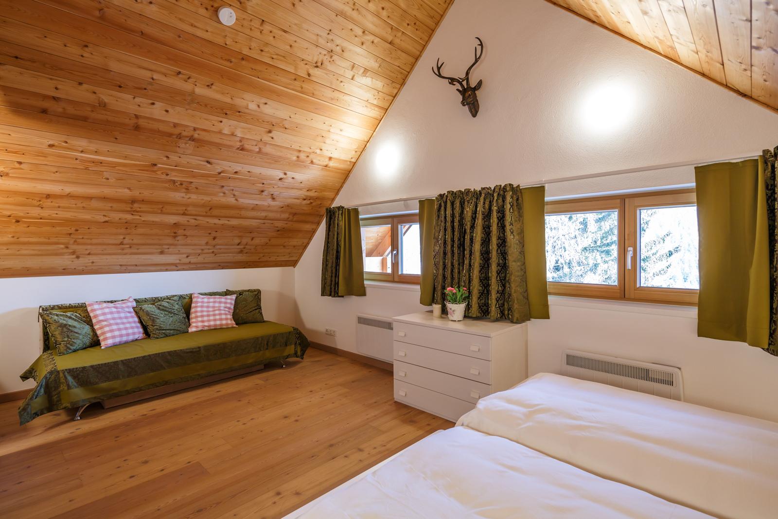 Schlafzimmer Kaiserburg T6